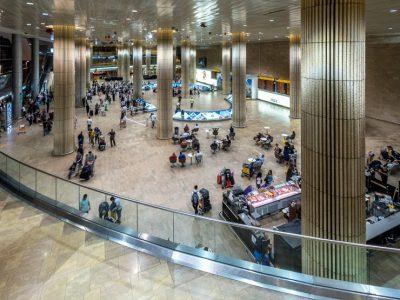Ben-Gurion Terminal
