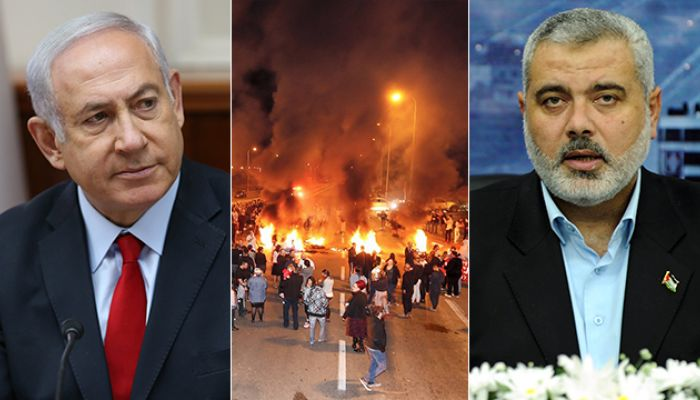 Cesa al fuego entre israel y Hamás