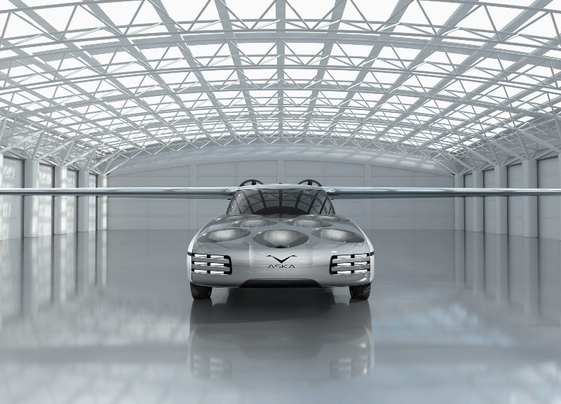 Auto Volador 1