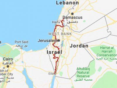 Ruta Israelí