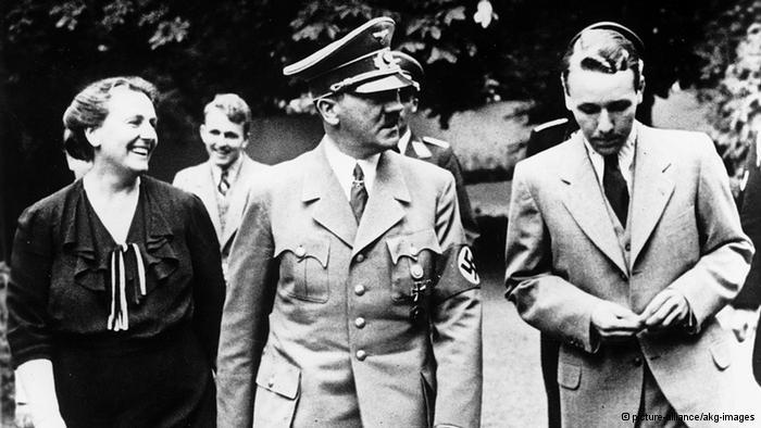 Hitler-y-la-nuera-de-Richard-Wagner